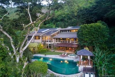 Honolulu Single Family Home For Sale: 3473a Paty Drive #243A