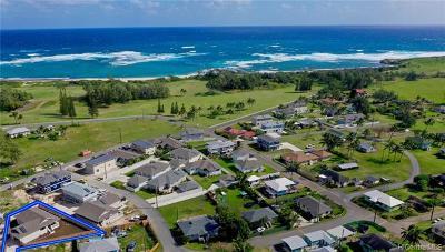 Kahuku Single Family Home For Sale: 56-419 Kamehameha Highway #NC-56