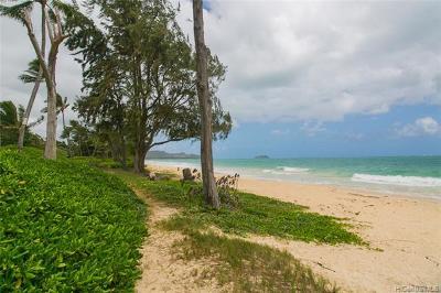 Waimanalo Single Family Home For Sale: 41-882 Laumilo Street