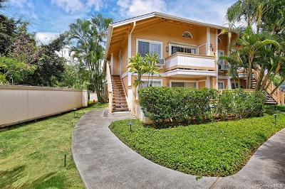 Condo/Townhouse For Sale: 311 Mananai Place #45U
