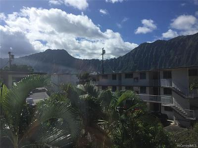 Kaneohe Condo/Townhouse For Sale: 45-697 Kamehameha Highway #313
