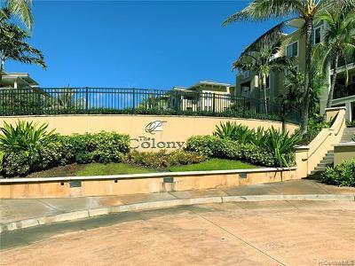 Honolulu County Condo/Townhouse For Sale: 520 Lunalilo Home Road #7413