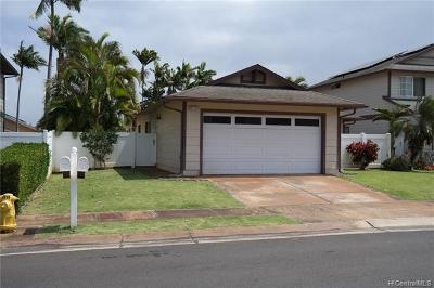 Ewa Beach Single Family Home For Sale: 91-215 Laupai Way