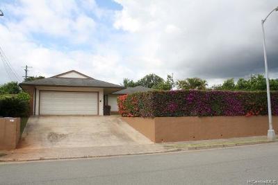 Single Family Home For Sale: 1171 Koloa Street