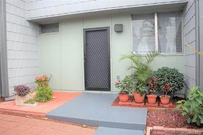 Mililani Condo/Townhouse For Sale: 94-035 Kuahelani Avenue #124