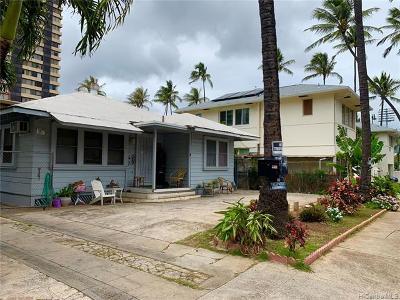 Multi Family Home For Sale: 440 Pau Street