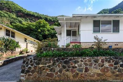 Single Family Home For Sale: 2373 Kuahea Street
