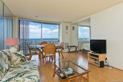 Honolulu Condo/Townhouse For Sale: 1765 Ala Moana Boulevard #992