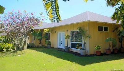 Maui County Single Family Home For Sale: 7272 Kamehameha V Highway