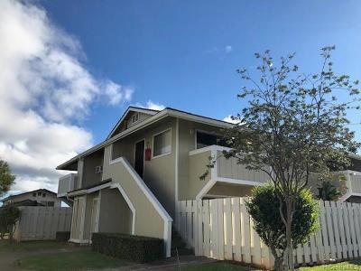 Waipahu Condo/Townhouse For Sale: 94-749 Paaono Street #E9