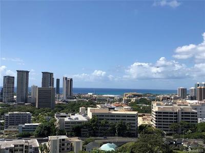 Honolulu HI Condo/Townhouse For Sale: $409,000