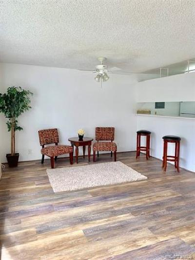 Kaneohe Condo/Townhouse For Sale: 46-271 Kahuhipa Street #E201