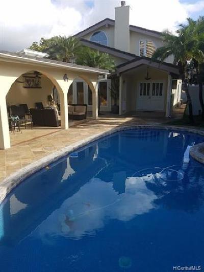 Single Family Home For Sale: 1129 Makaiwa Street