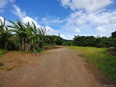 Kaneohe Residential Lots & Land For Sale: 47-728 Ahilama Place