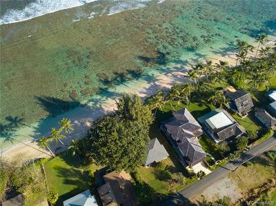 Waialua Single Family Home For Sale: 68-469 Crozier Drive