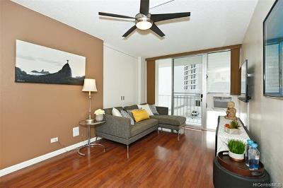 Condo/Townhouse For Sale: 1617 Kapiolani Boulevard #506/506A