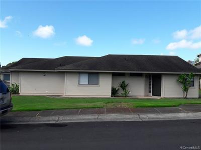 Waipahu Single Family Home For Sale: 94-1028 Awalua Street