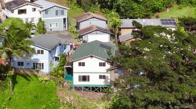Kaneohe Single Family Home For Sale: 47-144 Hui Oo Place #14