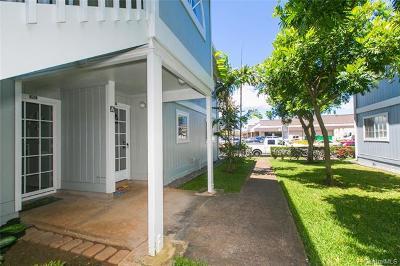Kailua Condo/Townhouse For Sale: 355 Aoloa Street #A102