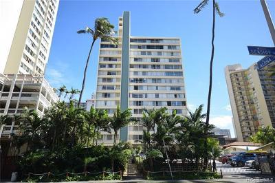 Condo/Townhouse For Sale: 435 Seaside Avenue #603