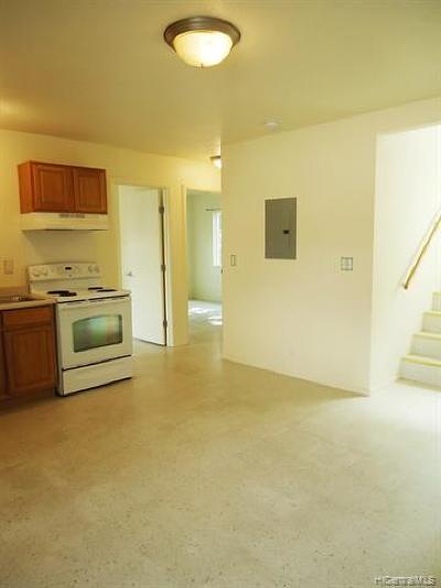 Hawaii County, Honolulu County Rental For Rent: 670 Hunalewa Street #A