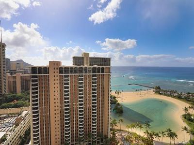 Honolulu County Condo/Townhouse For Sale: 1777 Ala Moana Boulevard #2534