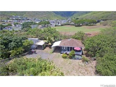 Single Family Home For Sale: 479 Kuliouou Road