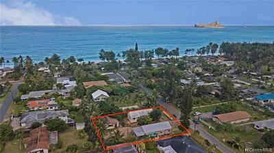 Waimanalo Single Family Home For Sale: 41-029 Puuone Street