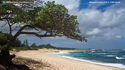 Kahuku Residential Lots & Land For Sale: 56-1089 Kamehameha Highway #5