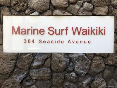 Condo/Townhouse For Sale: 364 Seaside Avenue #508