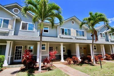 Ewa Beach Condo/Townhouse For Sale: 91-1007 Kaipalaoa Street #203