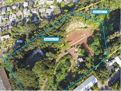 Residential Lots & Land For Sale: 3051 Kalihi Street