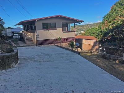 Honolulu Single Family Home For Sale: 1577 Merkle Street