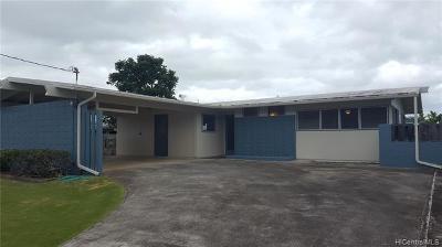 Kailua Rental For Rent: 1620 Ulueo Street