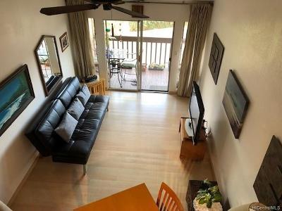 Aiea Condo/Townhouse For Sale: 98-1411 Kaahumanu Street #C