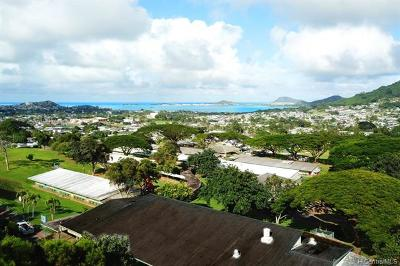 Kaneohe Condo/Townhouse For Sale: 45-455 Mokulele Drive #C