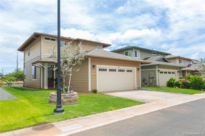Kapolei Single Family Home For Sale: 460 Kamaaha Avenue #17