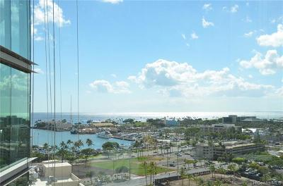 Honolulu Condo/Townhouse For Sale: 1001 Queen Street #1311