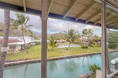 Honolulu County Condo/Townhouse For Sale: 211 Kawaihae Street #D4