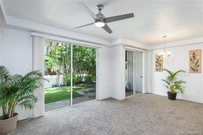 Condo/Townhouse In Escrow Showing: 92-1537g Aliinui Drive #16G