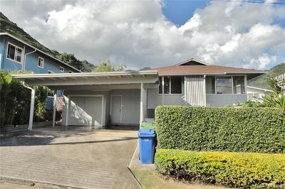 Single Family Home In Escrow Not Showing