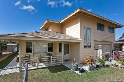 Waianae Single Family Home For Sale: 87-119 Laiku Street