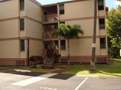 Waianae Condo/Townhouse For Sale: 84-687 Ala Mahiku Street #127A