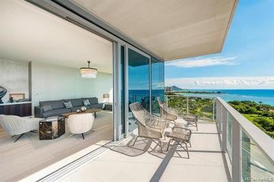 Honolulu County, Hawaii County Condo/Townhouse For Sale: 1118 Ala Moana Boulevard #1300