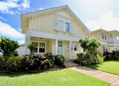 Ewa Beach Single Family Home For Sale: 91-1117 Kaikohola Street