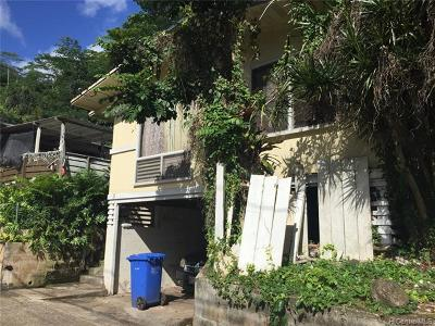 Kaneohe Single Family Home For Sale: 47-669 Melekula Road #3