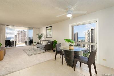 Honolulu County Condo/Townhouse For Sale: 469 Ena Road #2901