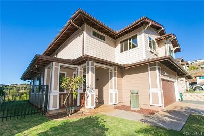 Kapolei Single Family Home For Sale: 92-740 Kuhoho Place