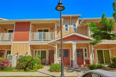 Kapolei Condo/Townhouse For Sale: 458 Manawai Street #506