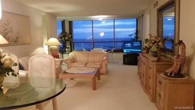 Condo/Townhouse In Escrow Not Showing: 1600 Ala Moana Boulevard #2308